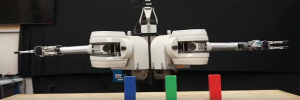 Project Andy: Instructing robot arms via speech commands